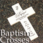 Baby Baptism Crosses