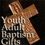 Adult and Youth Baptism Gift Ideas