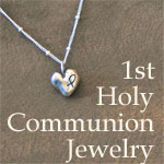 First Holy Communion Jewelry