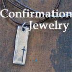 Jewelry for Christian and Catholic Confirmation