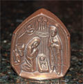 Bronze Nativity