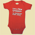 New Creation Onesie