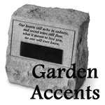 Bereavement gifts for the garden