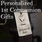 Personalized 1st Communion Gifts