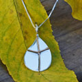 Water of Life Sterling Silver Necklace