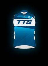 Men's Race Fit Sleeveless Jersey