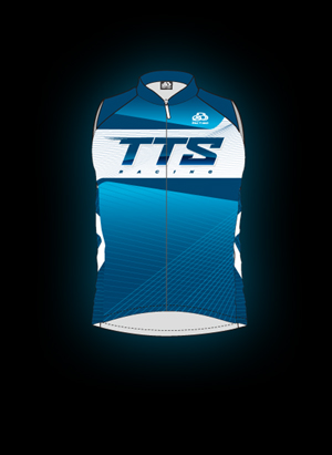 Men's Race Fit Sleeveless Jersey MAIN