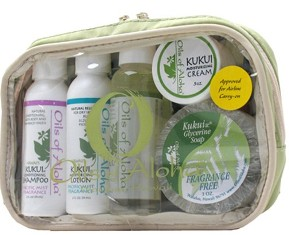 Kukui Nut Oils of Aloha Gift Pack