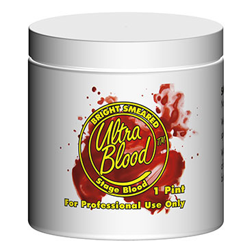 Bright Smeared UltraBlood™ Stage Blood MAIN