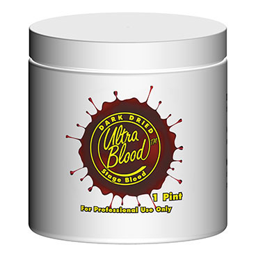 Dark Dried UltraBlood™ Stage Blood MAIN