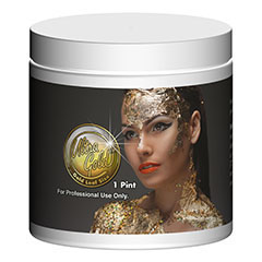 UltraGold™ facial gold leaf size. THUMBNAIL