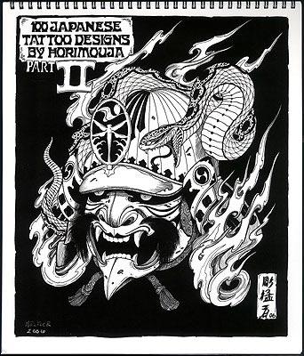 kdes1424 100 japanese tattoo designs part ii. Black Bedroom Furniture Sets. Home Design Ideas