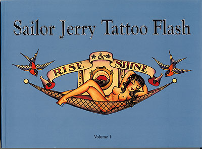 sailor jerry tattoo flash vol 1 unimax shop online store