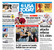 12/05/2008 Issue of USA TODAY