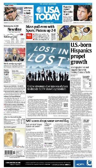 05/10/2006 Issue of USA TODAY