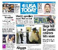 05/18/2006 Issue of USA TODAY