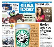 05/19/2006 Issue of USA TODAY
