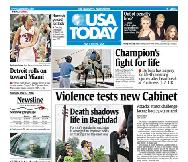 05/22/2006 Issue of USA TODAY