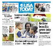 05/25/2006 Issue of USA TODAY
