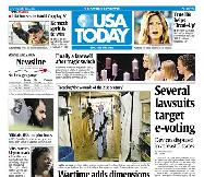 06/05/2006 Issue of USA TODAY