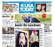 06/09/2006 Issue of USA TODAY