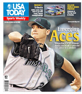 06/14/2006 Issue of Sports Weekly