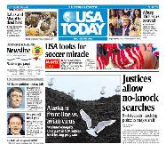 06/16/2006 Issue of USA TODAY