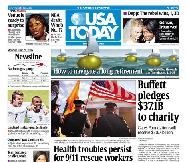 06/26/2006 Issue of USA TODAY