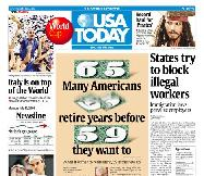 07/10/2006 Issue of USA TODAY
