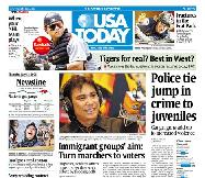 07/13/2006 Issue of USA TODAY