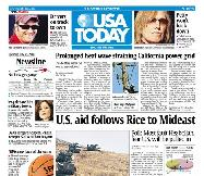 07/25/2006 Issue of USA TODAY