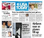 07/27/2006 Issue of USA TODAY