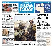08/01/2006 Issue of USA TODAY