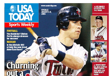 08/02/2006 Issue of Sports Weekly