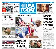08/02/2006 Issue of USA TODAY