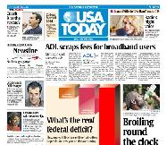 08/03/2006 Issue of USA TODAY