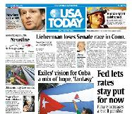 08/09/2006 Issue of USA TODAY