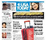 08/15/2006 Issue of USA TODAY