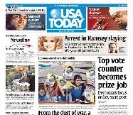 08/17/2006 Issue of USA TODAY