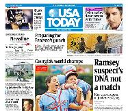 08/29/2006 Issue of USA TODAY