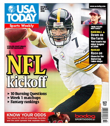09/06/2006 Issue of Sports Weekly