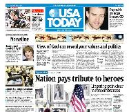 09/12/2006 Issue of USA TODAY