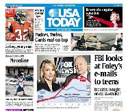 10/02/2006 Issue of USA TODAY