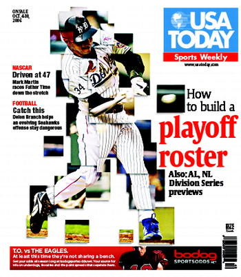 10/04/2006 Issue of Sports Weekly