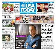 10/09/2006 Issue of USA TODAY