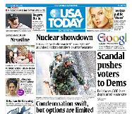 10/10/2006 Issue of USA TODAY