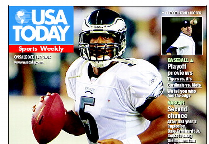 10/11/2006 Issue of Sports Weekly