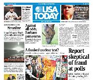 10/11/2006 Issue of USA TODAY
