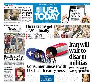 10/16/2006 Issue of USA TODAY