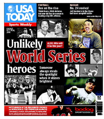10/18/2006 Issue of Sports Weekly